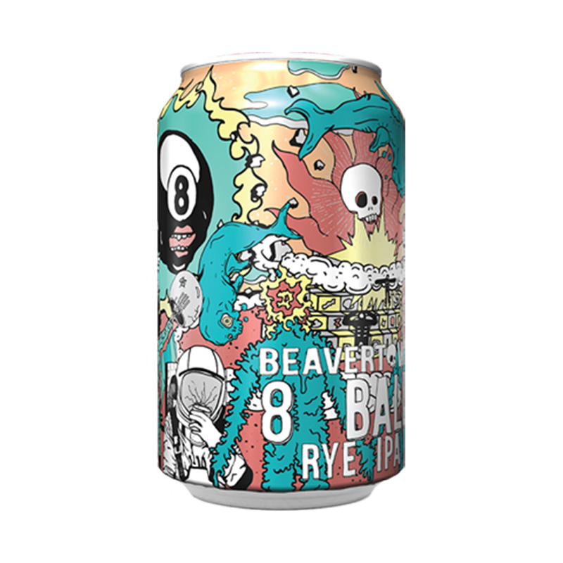 Beavertown 8 Ball Rye - DiscoverBrew