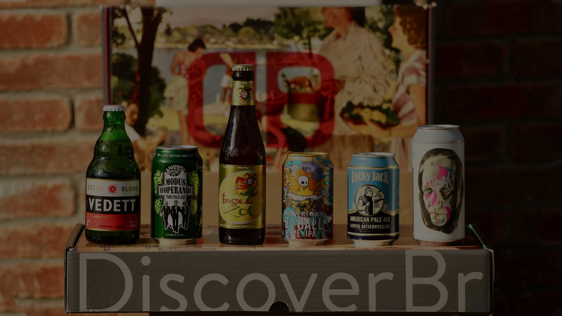 DiscoverBrew