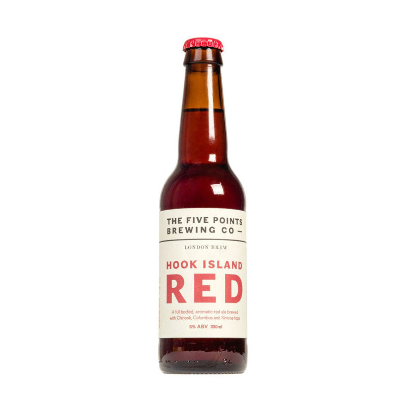 Hook Island Red from The Five Points - DiscoverBrew