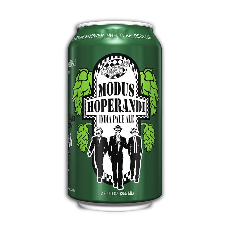 Modus Hoperandi - DiscoverBrew