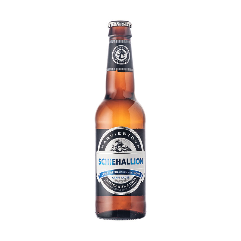 Schiehallion from Harviestoun - DiscoverBrew