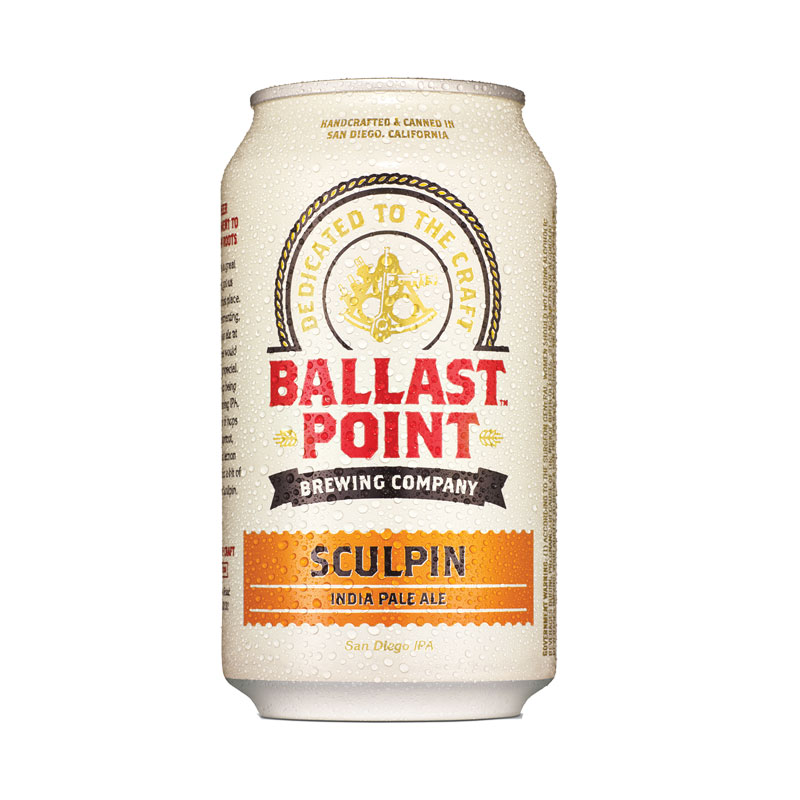 Sculpin by Ballast Point - DiscoverBrew