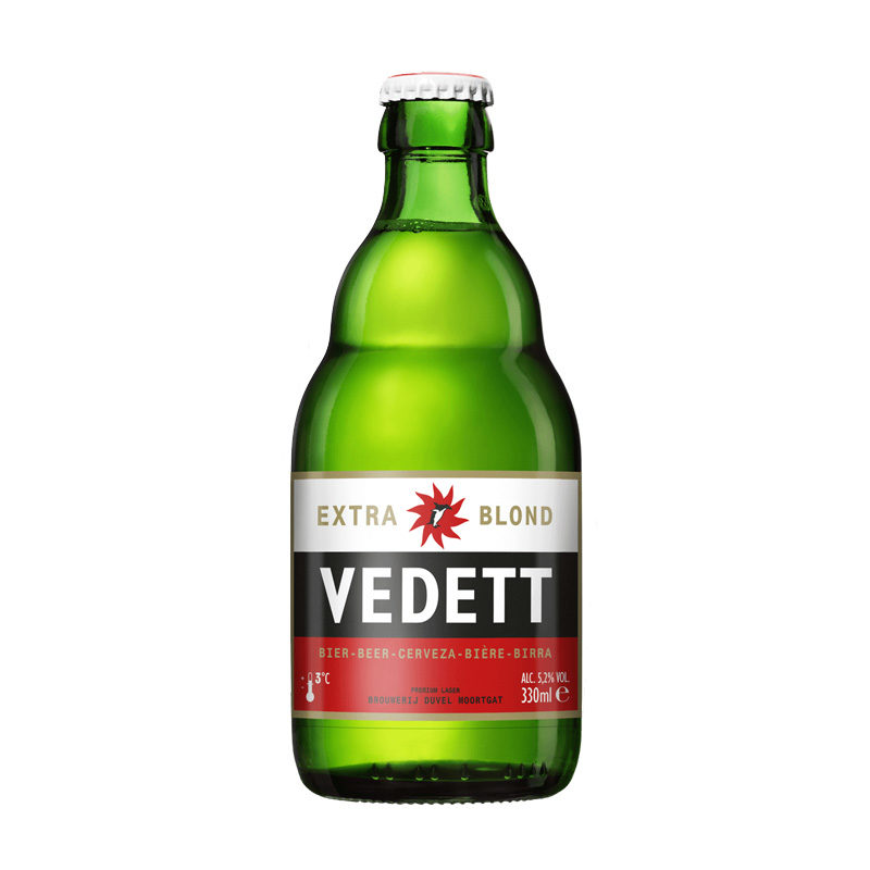 Vedett Extra Blond - DiscoverBrew